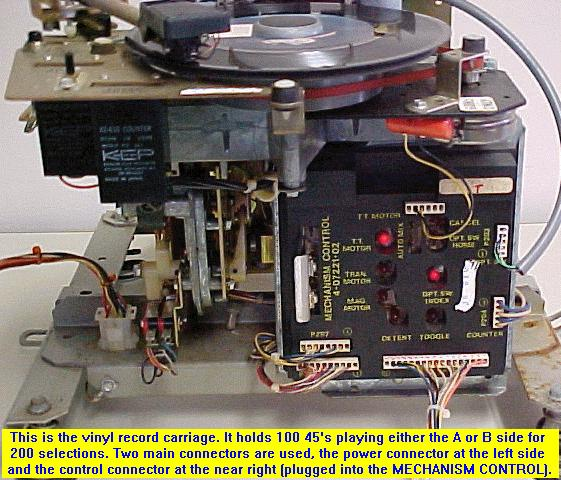 Data Sync Engineering S Vinyl To Cd Converter For Rowe Jukes